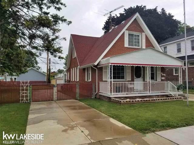 17375 Ivanhoe, Roseville, MI 48066 (MLS #50046499) :: Kelder Real Estate Group
