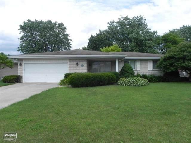 39330 Aynesley Street, Clinton Township, MI 48038 (MLS #50047339) :: Kelder Real Estate Group