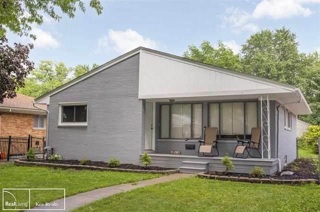 24408 Ursuline, Saint Clair Shores, MI 48080 (MLS #50047560) :: Kelder Real Estate Group
