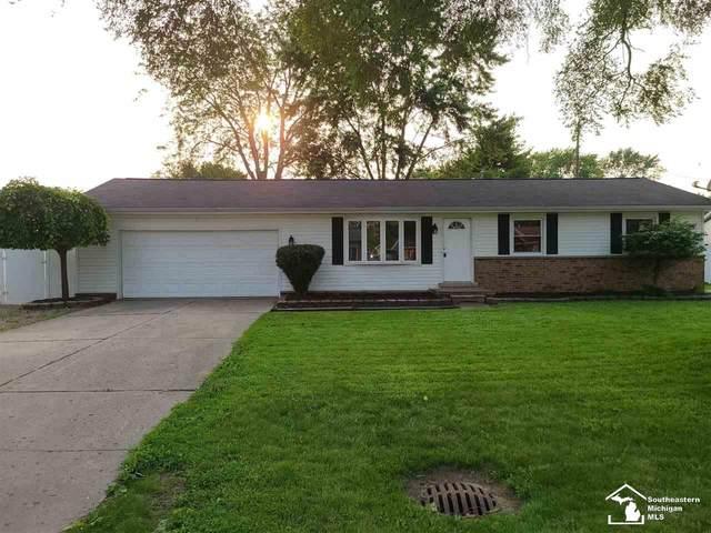 1505 Sunrise Blvd., Monroe, MI 48162 (MLS #50048251) :: Kelder Real Estate Group