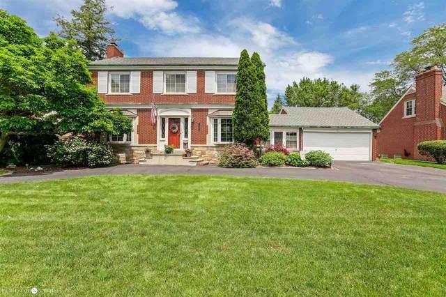 1500 N Renaud, Grosse Pointe Woods, MI 48236 (MLS #50048275) :: Kelder Real Estate Group
