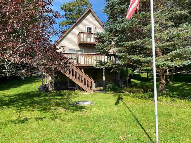 5666 Rough Ct., Gladwin, MI 48624 (MLS #50051341) :: The BRAND Real Estate