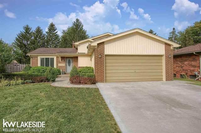 47223 Stephanie Dr, Macomb, MI 48044 (MLS #50055542) :: The BRAND Real Estate