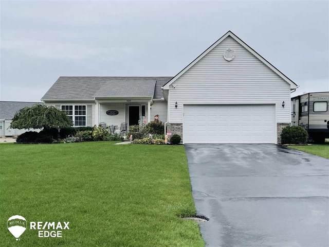 8205 Peninsula Cir, Grand Blanc, MI 48439 (MLS #50058138) :: Kelder Real Estate Group