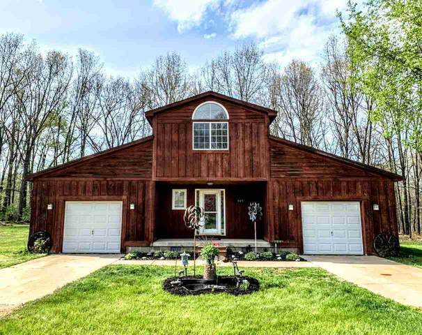 9852 South Lawn Circle, Jerome, MI 49249 (MLS #21016334) :: The BRAND Real Estate