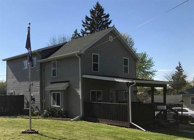 74 S Norwood Avenue, Hillsdale, MI 49242 (MLS #21017406) :: The BRAND Real Estate
