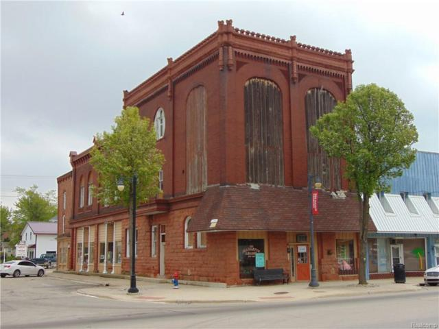 3051 Main St St, Marlette, MI 48453 (MLS #215096735) :: The Tom Lipinski Team at Keller Williams Lakeside Market Center