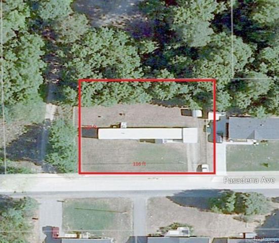 150 Pasadena Ave, Battle Creek, MI 49017 (MLS #216106637) :: The John Wentworth Group