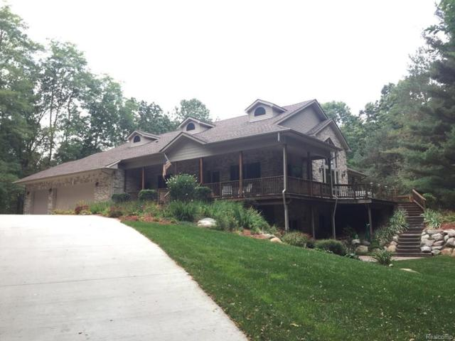 10781 Hibner Rd, Hartland, MI 48353 (MLS #217087609) :: The John Wentworth Group