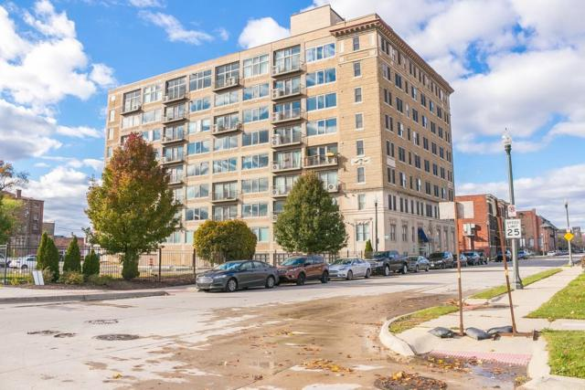 2915 John R St Unit#708, Detroit, MI 48201 (MLS #218085313) :: The Tom Lipinski Team at Keller Williams Lakeside Market Center