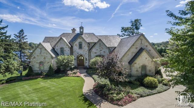 4315 Westhill Dr, Howell, MI 48843 (MLS #219034291) :: The John Wentworth Group