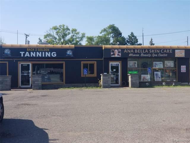 Cherry Hill Rd, Westland, MI 48186 (MLS #219078688) :: The Tom Lipinski Team at Keller Williams Lakeside Market Center