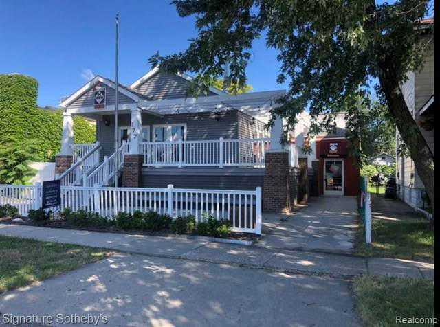 177 Vester St, Ferndale, MI 48220 (MLS #2200017075) :: The Tom Lipinski Team at Keller Williams Lakeside Market Center
