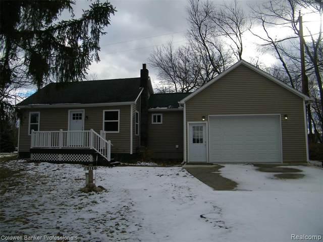 5140 Imlay City Rd, Attica, MI 48412 (MLS #2210001479) :: The BRAND Real Estate