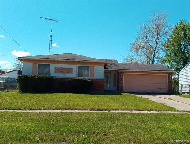 6139 Stem Ln, Mount Morris, MI 48458 (MLS #2210014391) :: Kelder Real Estate Group