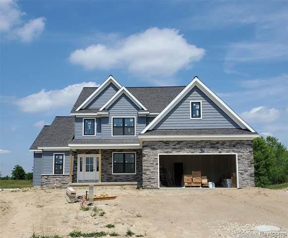 2250 Everett Crt, Davison, MI 48423 (MLS #2210022370) :: Kelder Real Estate Group