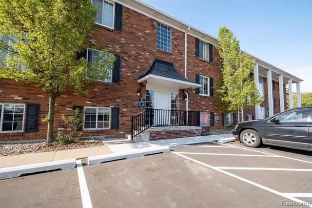 409 W Highland Rd Unit#B-1, Howell, MI 48843 (MLS #2210032837) :: The BRAND Real Estate