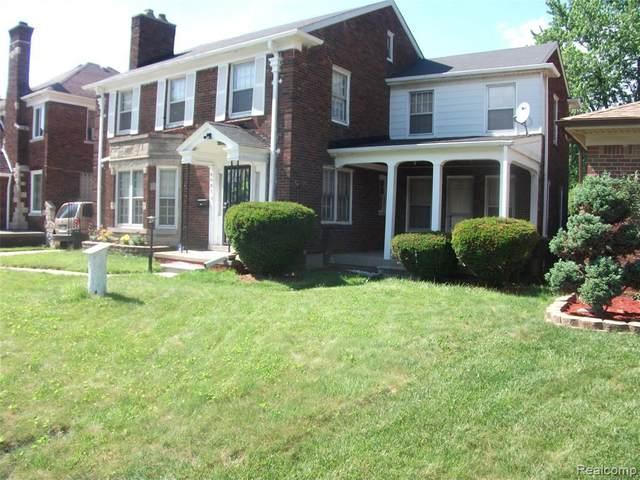 8081 E Lantz St, Detroit, MI 48234 (MLS #2210047558) :: Kelder Real Estate Group