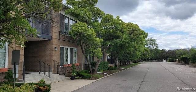 25660 Southfield Rd # A201, Southfield, MI 48075 (MLS #2210047150) :: The BRAND Real Estate