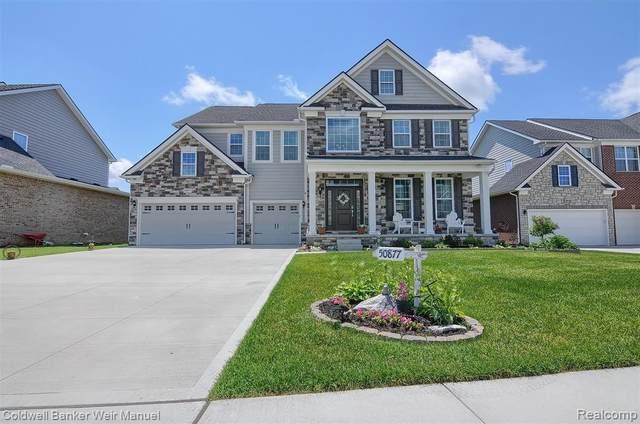 50877 Rockingham Dr, Canton, MI 48188 (MLS #2210048072) :: Kelder Real Estate Group