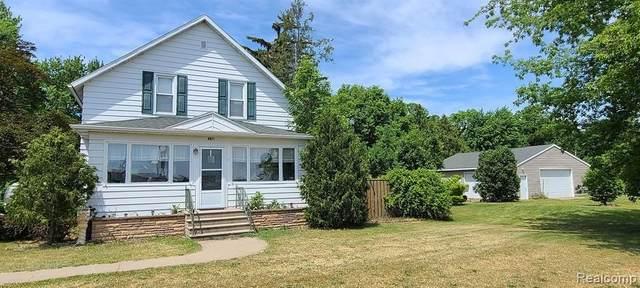 8871 Unionville Rd, Sebewaing, MI 48759 (MLS #2210048626) :: Kelder Real Estate Group
