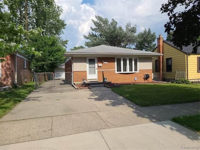 6134 Nightingale St, Dearborn Heights, MI 48127 (MLS #2210052504) :: Kelder Real Estate Group