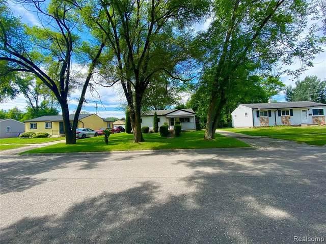 1631 Harvest Ln, Ypsilanti, MI 48198 (MLS #2210054043) :: Kelder Real Estate Group