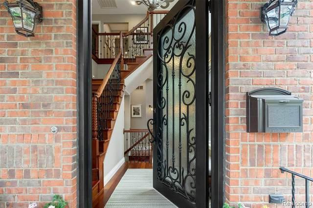 468 Park St, Birmingham, MI 48009 (MLS #2210054123) :: Kelder Real Estate Group