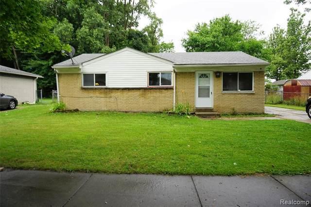 16130 Karin St, Taylor, MI 48180 (MLS #2210054610) :: Kelder Real Estate Group