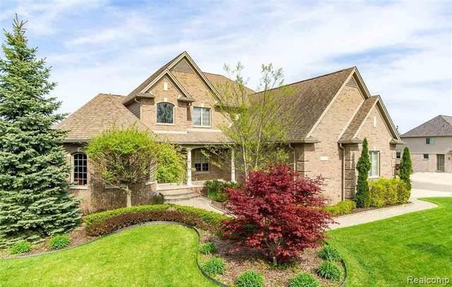 56210 Summit Dr, Shelby Twp, MI 48316 (MLS #2210051402) :: Kelder Real Estate Group