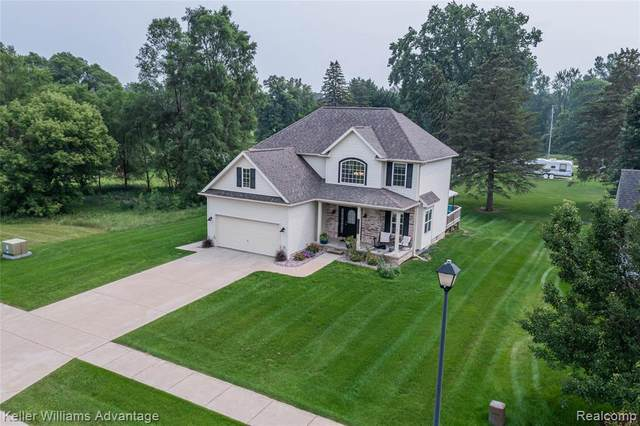 10430 Valley Dr, Goodrich, MI 48438 (MLS #2210059107) :: Kelder Real Estate Group