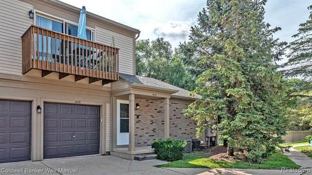 3078 Forest Creek Crt, Ann Arbor, MI 48108 (MLS #2210066988) :: The BRAND Real Estate