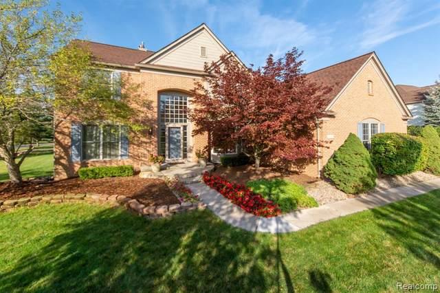 526 Delaford Crt, Canton, MI 48188 (MLS #2210066510) :: Kelder Real Estate Group
