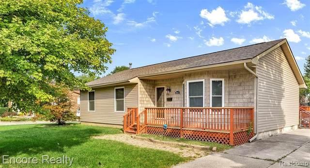 30622 Sheridan St, Garden City, MI 48135 (MLS #2210077601) :: Kelder Real Estate Group