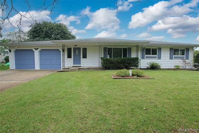 1850 Dunwoodie St, Ortonville, MI 48462 (MLS #2210084896) :: Kelder Real Estate Group