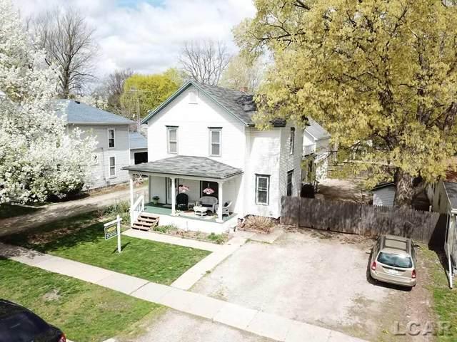 205 W Logan Street, Tecumseh, MI 49286 (MLS #50037515) :: The BRAND Real Estate