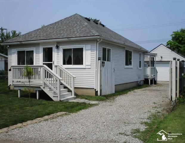 3165 Beechwood Street, Monroe, MI 48162 (MLS #50046924) :: Kelder Real Estate Group