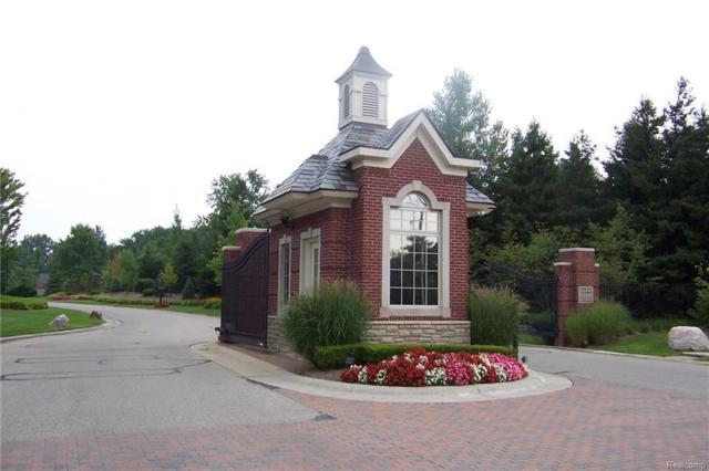 3732 Cedar Brook, Rochester Hills, MI 48309 (MLS #216050195) :: The Tom Lipinski Team at Keller Williams Lakeside Market Center