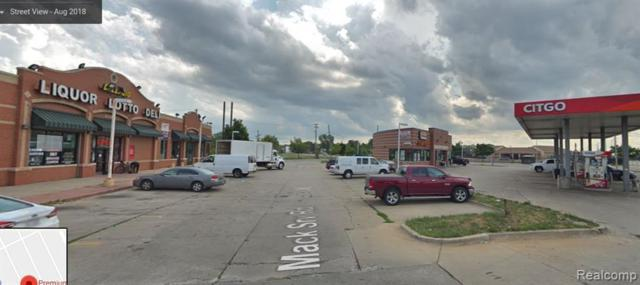 12644 Mack Ave, Detroit, MI 48215 (MLS #219011653) :: The Tom Lipinski Team at Keller Williams Lakeside Market Center