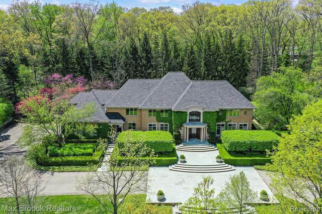 5030 Winlane Dr, Bloomfield Hills, MI 48302 (MLS #2210009483) :: Kelder Real Estate Group