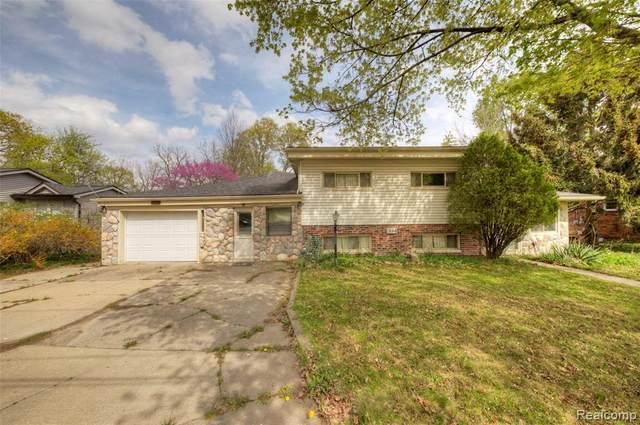 374 N Rogers St, Northville, MI 48167 (MLS #2210030421) :: The BRAND Real Estate