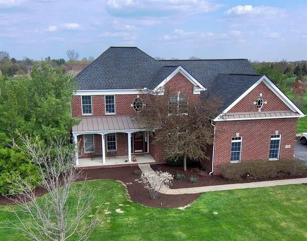 7995 Secretariat Dr, Saline, MI 48176 (MLS #3280626) :: The BRAND Real Estate