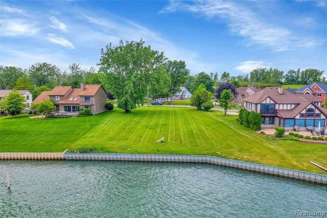 00000 Parke Lane, Grosse Ile, MI 48138 (MLS #2210025159) :: The BRAND Real Estate