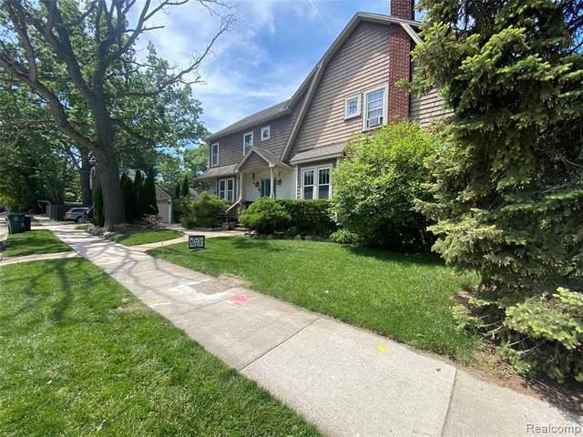 903 Mayfield Dr, Royal Oak, MI 48067 (MLS #2210043237) :: Kelder Real Estate Group