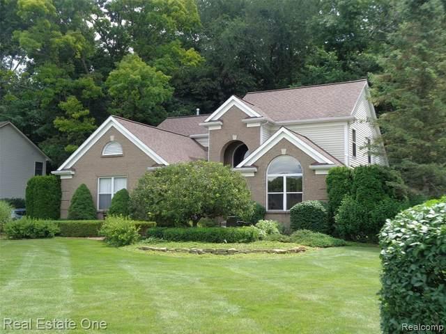 60649 S Lyon Trl, South Lyon, MI 48178 (MLS #2210052728) :: Kelder Real Estate Group