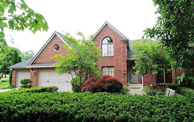 3295 Fieldstone Drive, Flushing, MI 48433 (MLS #50037748) :: The BRAND Real Estate