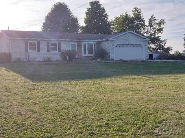2940 Wisner Hwy, Adrian, MI 49221 (MLS #50051934) :: The BRAND Real Estate