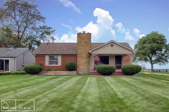 7995 Colony Dr., Algonac, MI 48001 (MLS #50051351) :: Kelder Real Estate Group