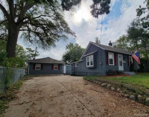 267 Voorheis St, Pontiac, MI 48341 (MLS #2210067387) :: Kelder Real Estate Group