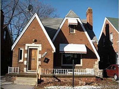 18687 Monica St, Detroit, MI 48221 (MLS #217073346) :: The Peardon Team